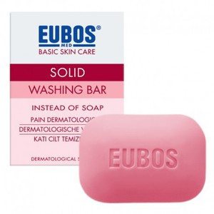 Eubos washing bar cleanser 125g