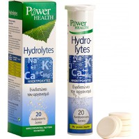 POWER HEALTH HYDROLYTES 20EFF. TABL