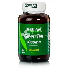 Health Aid GREEN TEA 1000mg, 60tabs