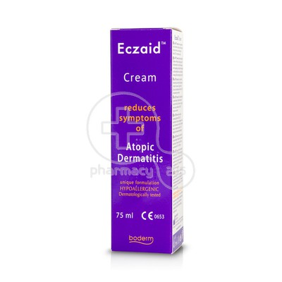 BODERM - ECZAID Cream - 75ml
