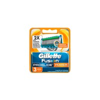GILLETTE FUSION PROGLIDE POWER (3 ΑΝΤΑΛΛΑΚΤΙΚΑ)