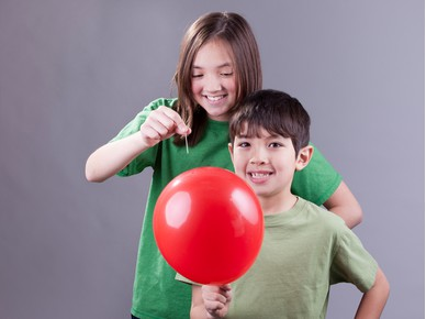 Study: Sound of popping balloons can cause hearing loss!