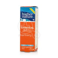 HIGHER NATURE - Citricidal Drops - 25ml