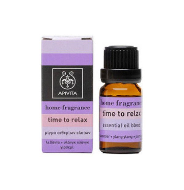 APIVITA ESS. BLEND TIME TO RELAX 10ML.