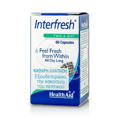 HEALTH AID - Interfresh - 60caps