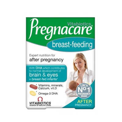 Vitabiotics - Pregnacare Breast-feeding - 56tabs/28caps