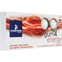 MY ELEMENTS GUM4 ENERGY 10TEM