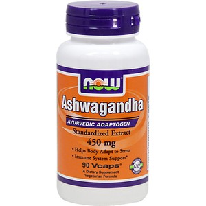 Now foods ashwaganda extract 450 mg