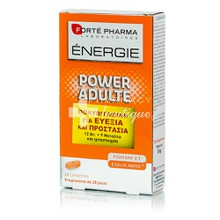 Forte Pharma ENERGY POWER ADULT - Πολυβιταμίνη, 28 tabs