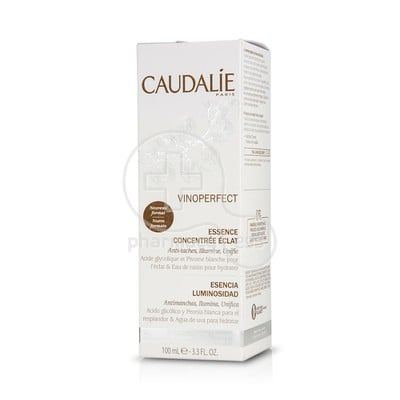 CAUDALIE - VINOPERFECT Essence Concentree Eclat - 100ml
