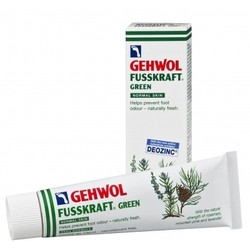 Gehwol Fusskraft Green For Foot Odour 75ml