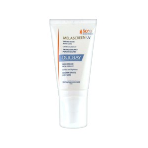Ducray melascreen uv rich cream spf 50  40ml