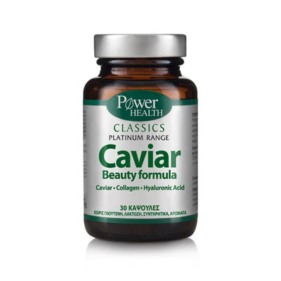Power Health - Classics Platinum Range Caviar Beauty Formula - 30caps