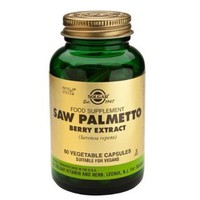 Solgar Saw Palmetto Berry Extract - 60 Φυτικές Κάψουλες