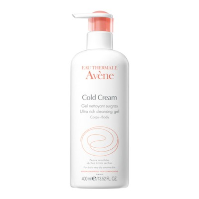 AVENE - COLD CREAM GEL NETTOYANT SURGRAS - 400ml