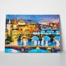 Prague bridges 408049753 a