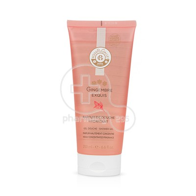 ROGER & GALLET - Gingembre Exquis Gel Douche - 200ml