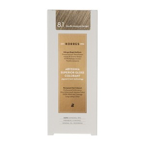 Korres abysssinia superior gloss colorant 8.1