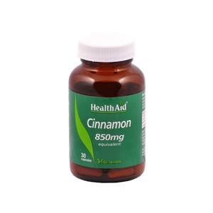 HEALTH AID Cinnamon 30caps