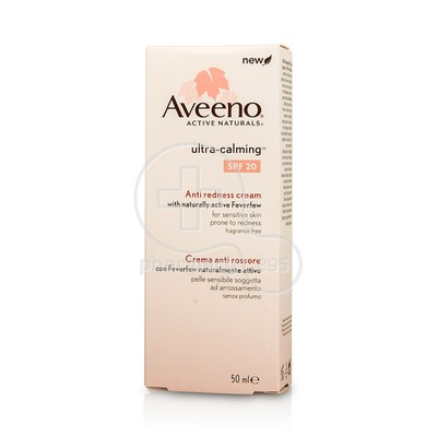 AVEENO - Ultra Calming Cream SPF20 - 50ml