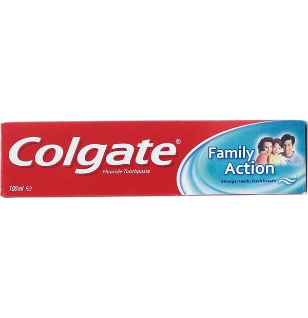 COLGATE ΟΔ/ΚΡΕΜΑ FAMILY ACTION 100ML