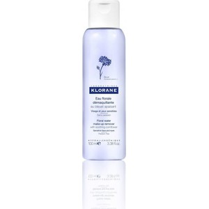Klorane floral water make up remover 100ml