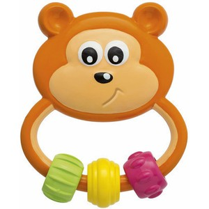 Chicco easy grasp bear rattle