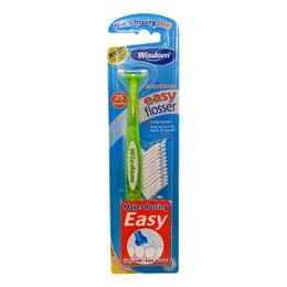 Wisdom Clean Between Easy Flosser 25heads