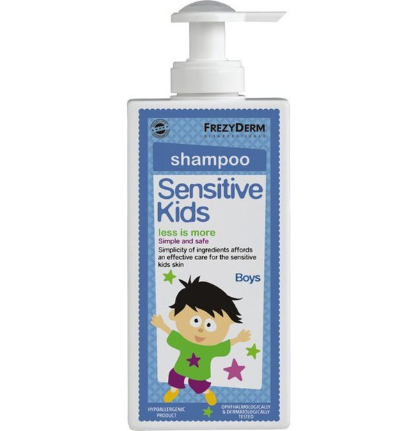 FREZYDERM KIDS SENSITIVE SHAMPOO BOY 200ML