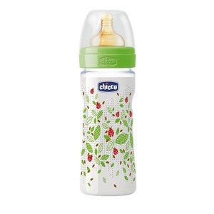 Chicco baby bottle 2m