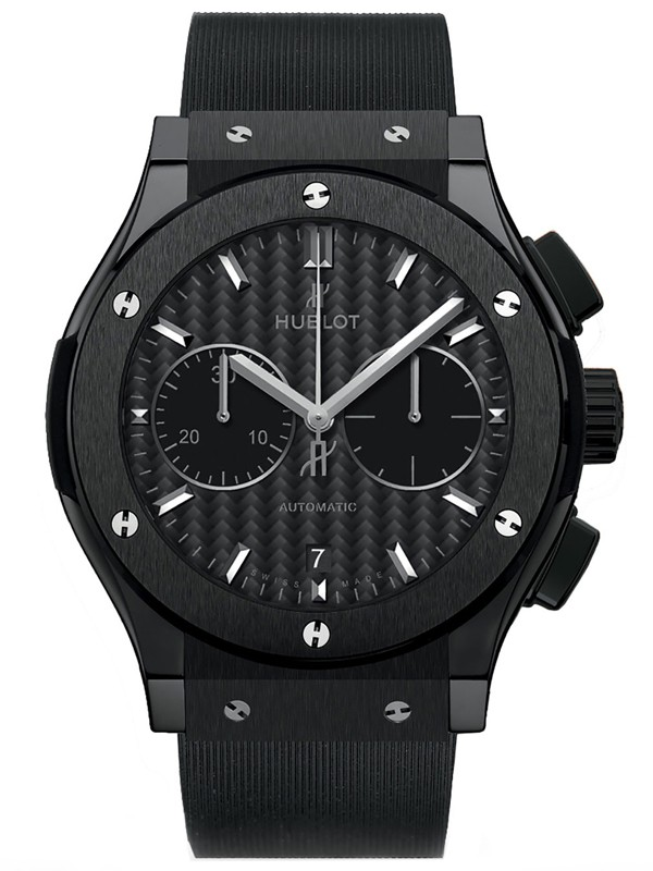 Classic Fusion Black Magic Chronograph