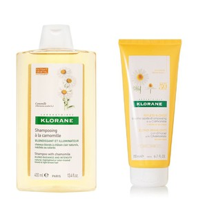 Klorane shampoo   conditioner chamomile