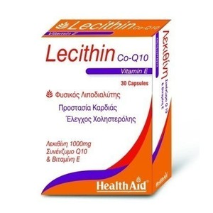 Health aid lecithin coq10