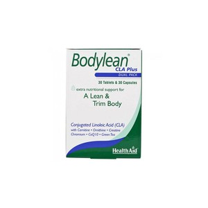 HEALTH AID Bodylean CLA Plus 30caps+30tabs