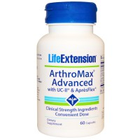 LIFE EXTENSION ARTHROMAX ADVANCED 60CAPS