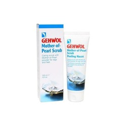 Gehwol Mother of Pearl Scrub 125ml