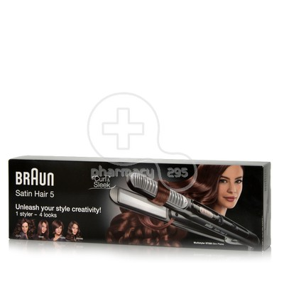 BRAUN - SATIN HAIR 5 Curl & Sleek ST550