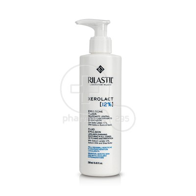 RILASTIL - XEROLACT Fluid Emulsion 12% - 250ml