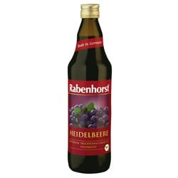Rabenhorst Χυμός Wild Bluberry 330ml