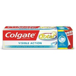 Colgate Total Visible Action Oδοντόκρεμα 75ml