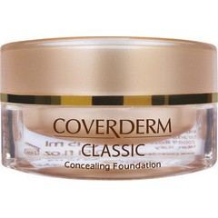 Coverderm Classic Concealing Foundation SPF30 No.8, 15ml