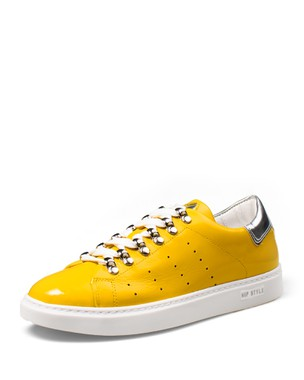 TRENDY LEATHER SNEAKER