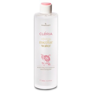 CLERIA Refreshing micellar water νερό ντεμακιγιάζ