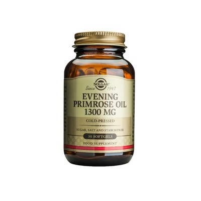Solgar - EVENING PRIMROSE OIL 1300mg - 30soft.caps