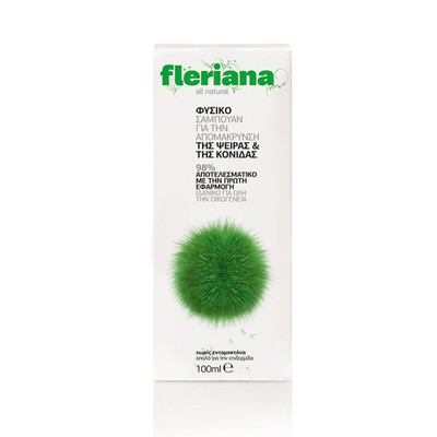 Power Health -  Fleriana Anti Lice shampoo - 100ml