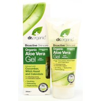 DR. ORGANIC ALOE VERA GEL WITH CUCUMBER 200ML