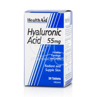 HEALTH AID - Hyaluronic Acid 55mg - 30tabs