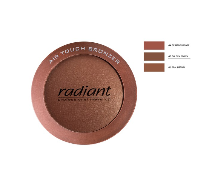 RADIANT AIR TOUCH BRONZER No5-GOLDEN BROWN