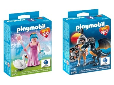 PLAYMOBIL play & give 2014