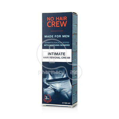 NO HAIR CREW - Intimate Removal Cream - 100ml